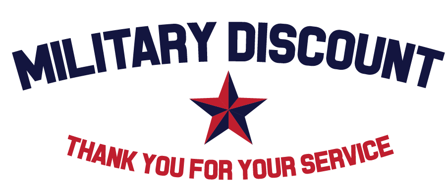 Military discount on sports education